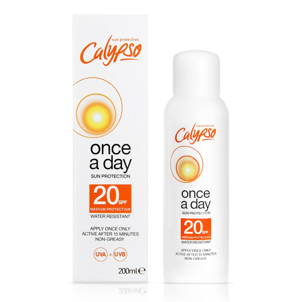 CALYPSO ONCE A DAY PROTECTION SPF20