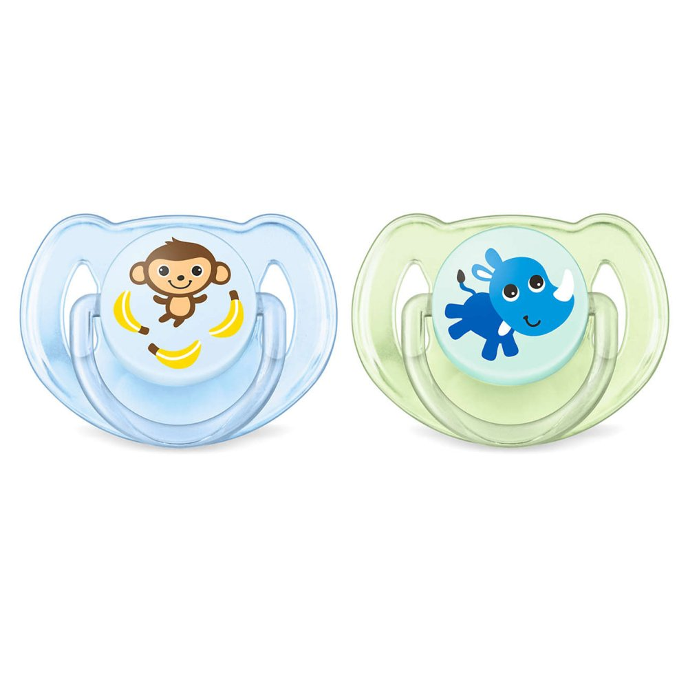SILIC SOOTHER CLASSIC 6-18M