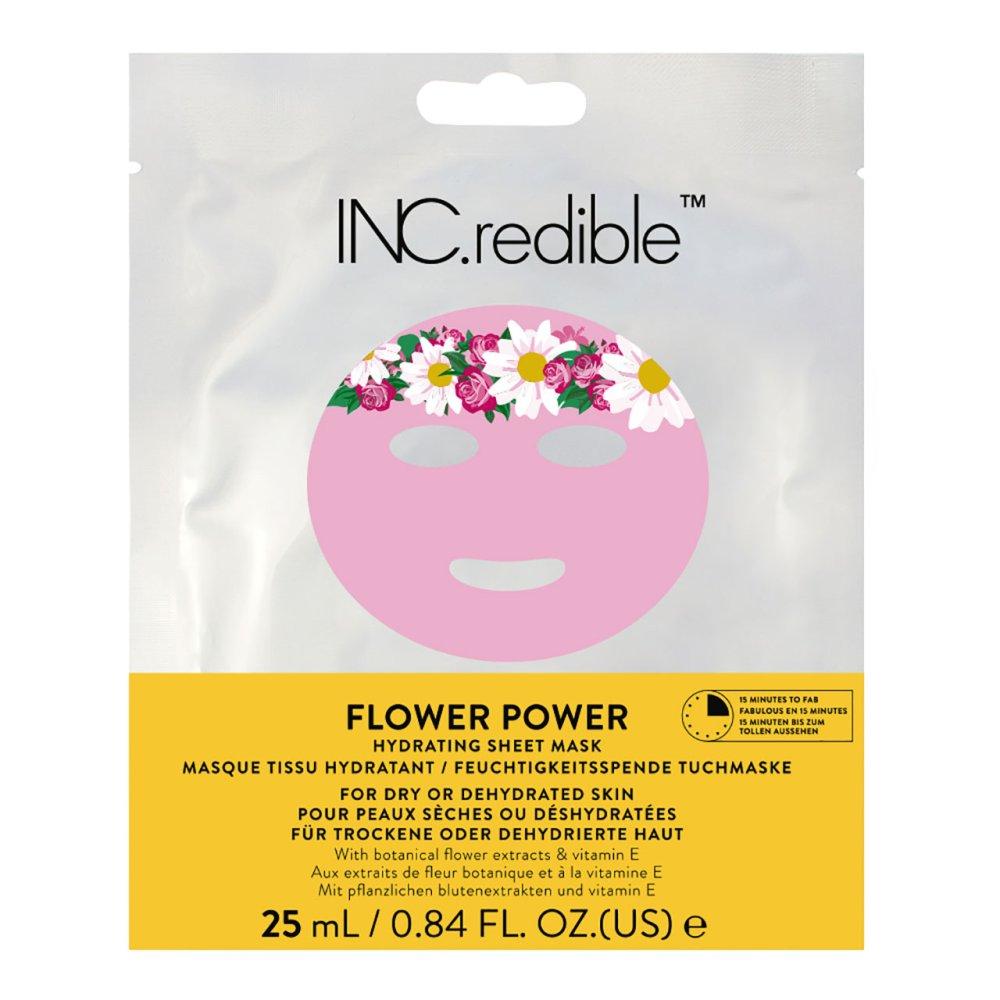 INCREDIBLE FLOWER POWER HYDRATING SHEET MASK CDU