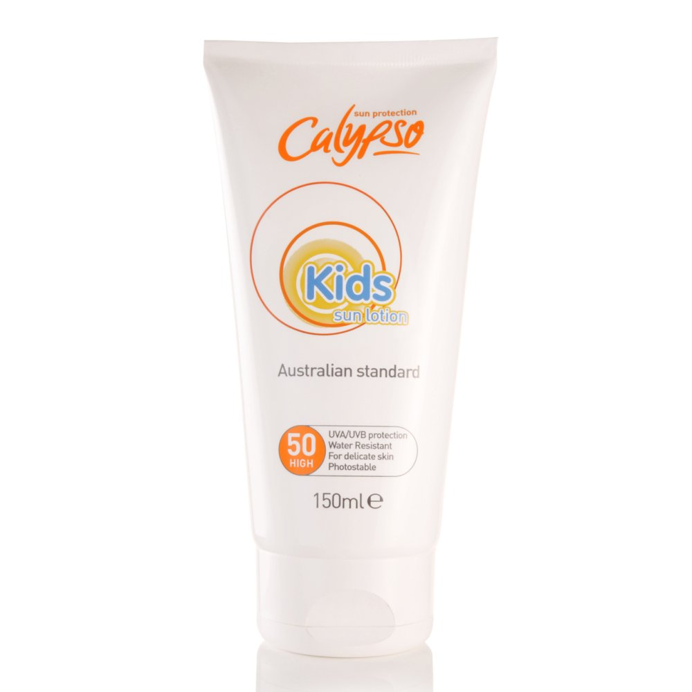CALYPSO KIDS SUN LOTION (150ML) SPF50
