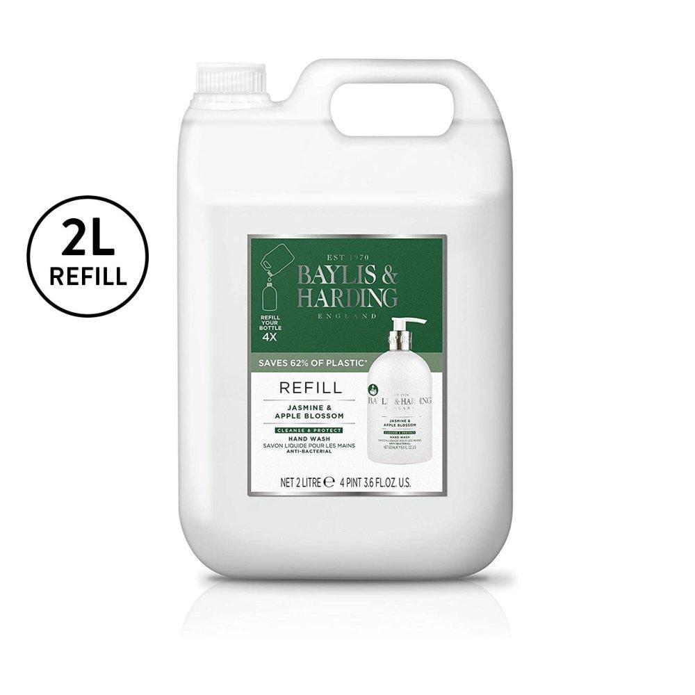 ANTI BACTERIAL 2L HAND WASH
