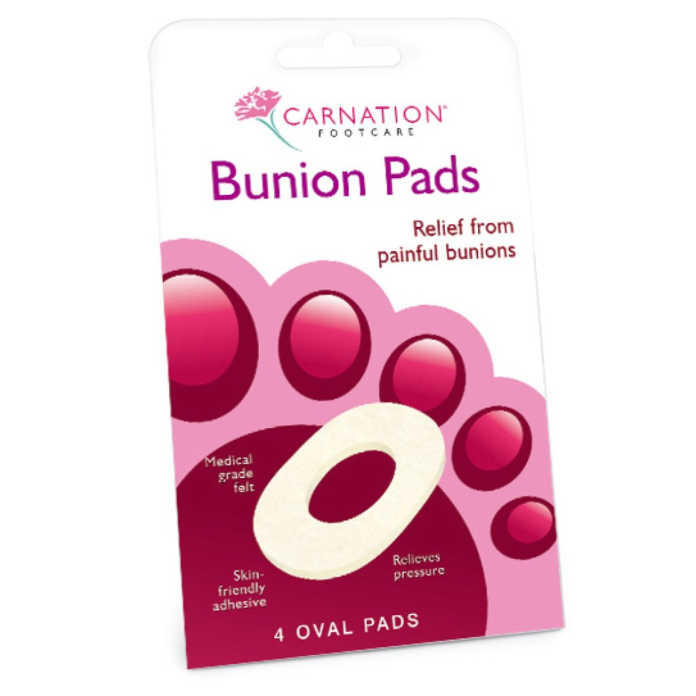BUNION RELIEF OVAL PADS