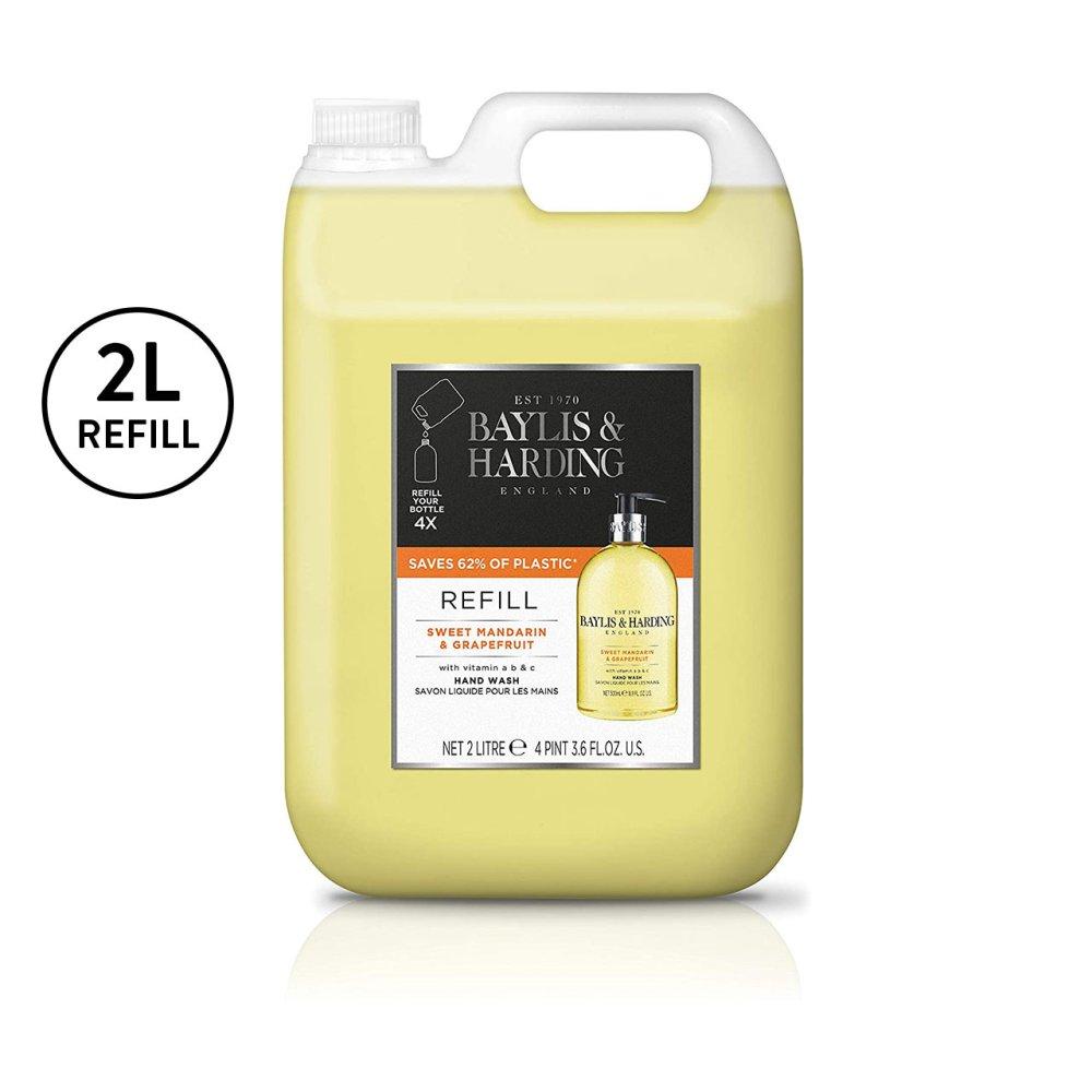 MANDARIN AND GFRUIT 2L HAND WASH