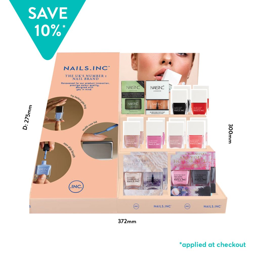 NAILS INC MUST HAVES DEAL