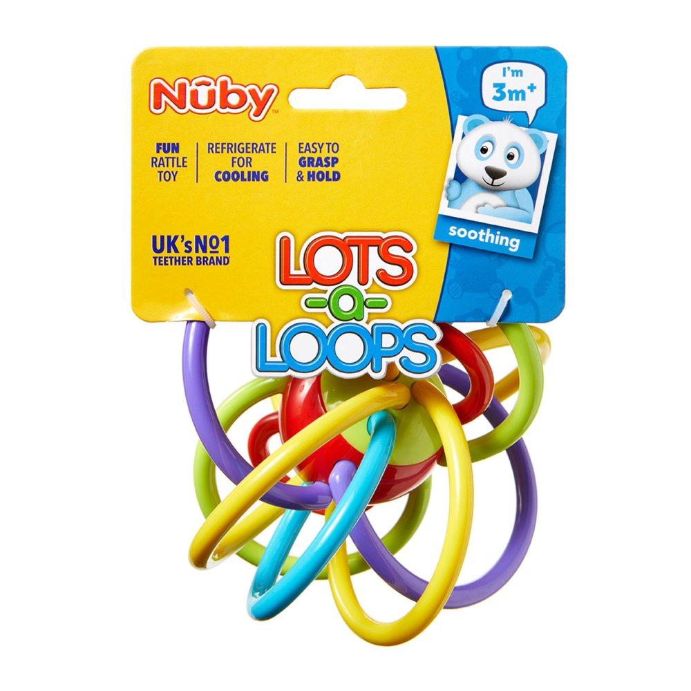 LOTS OF LOOPS TEETHER