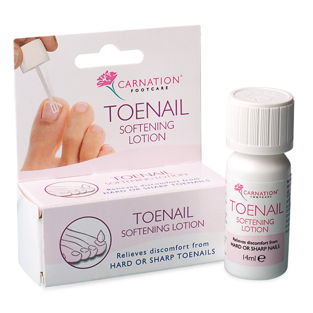 TOENAIL SOFTENING LOTION 14ML