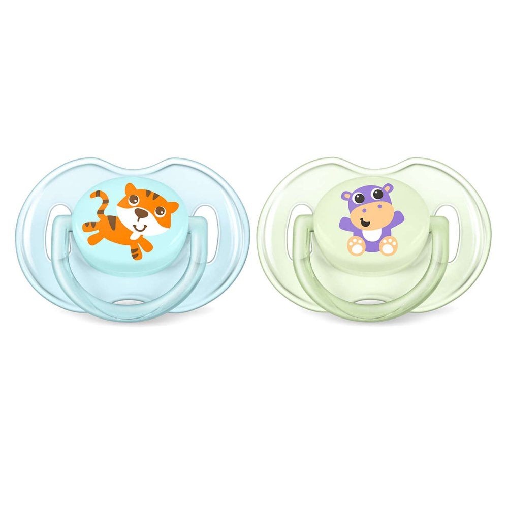 SILIC SOOTHER CLASSIC 0-6M