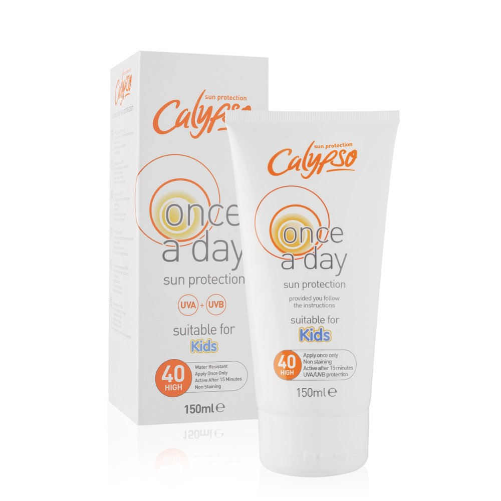 CALYPSO ONCE A DAY PROTECTION SPF40