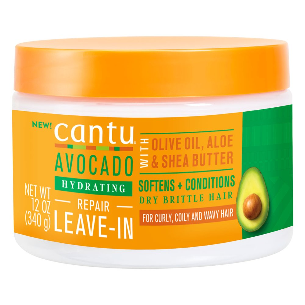 CANTU AVOCADO LEAVE IN CONDITIONING CREAM