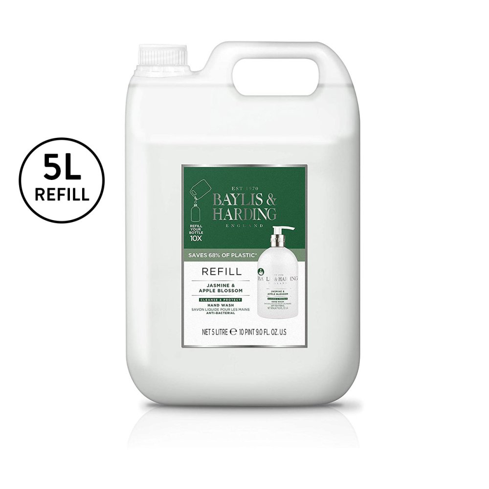 ANTI BACTERIAL 5 LITRE HAND WASH