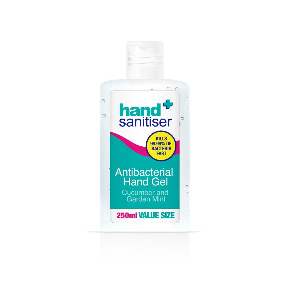 HAND SANITISER CUCUMBER & MINT 250ML