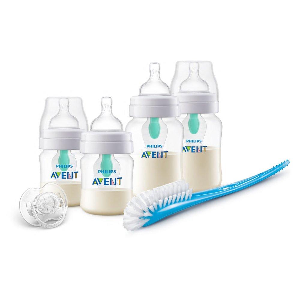 AVENT INFANT STARTER SET ANTI-COLIC BOTTLES
