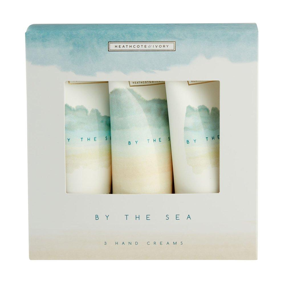 BY THE SEA 3 X 50ML HAND CREAMS