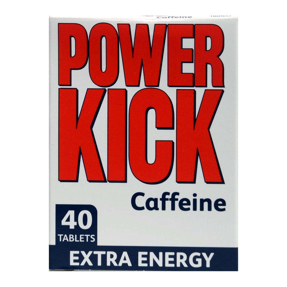 POWERKICK CAFFEINE 40S