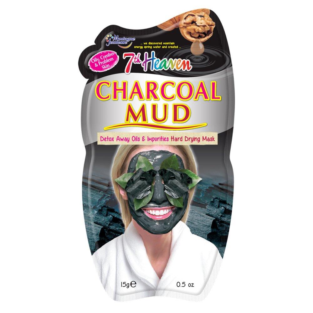 CHARCOAL MUD MASK