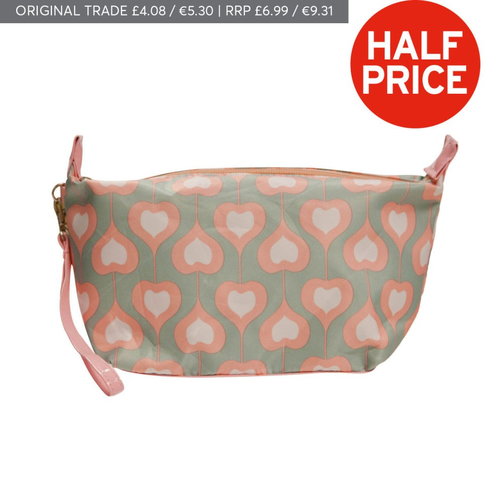 VALENZANO MEDIUM COSMETIC BAG
