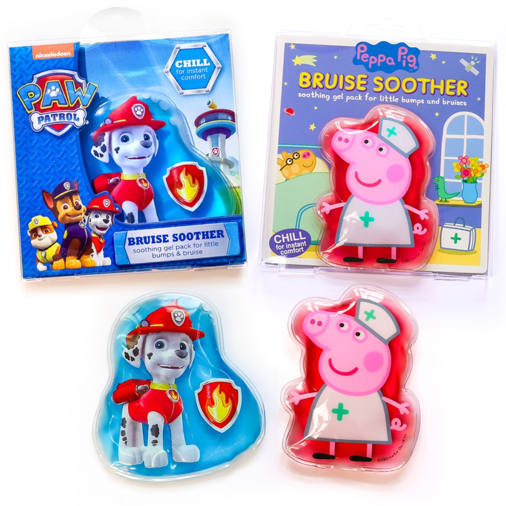 PEPPA AND PAW BRUISE SOOTHERS-MIXED