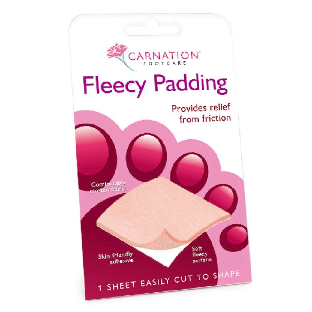 FLEECY PADDING