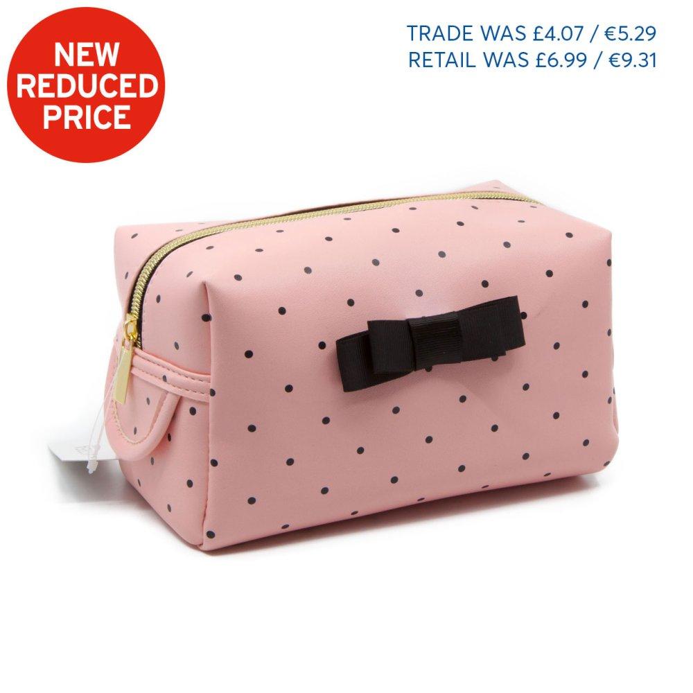 LA BOHEME BOXY COSMETIC BAG