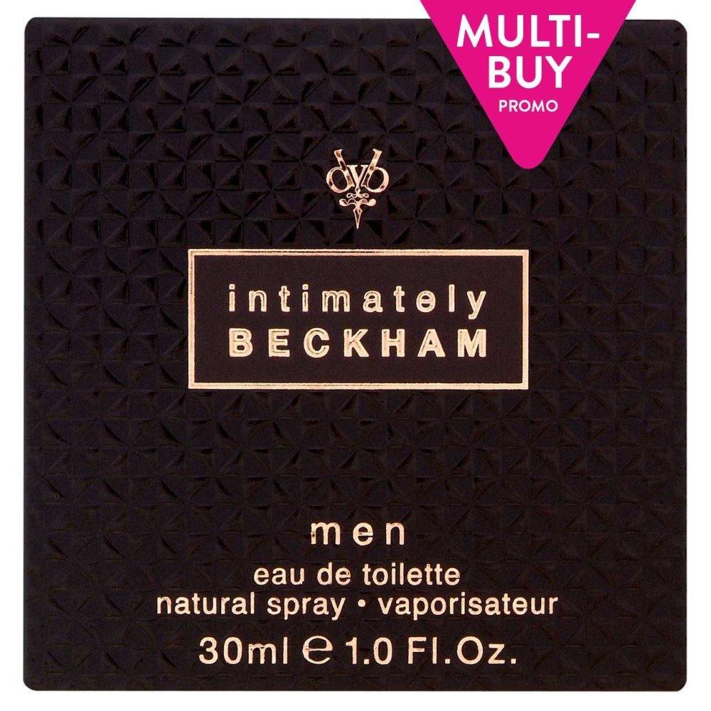BECKHAM INTIMATELY EDT MEN 30ML