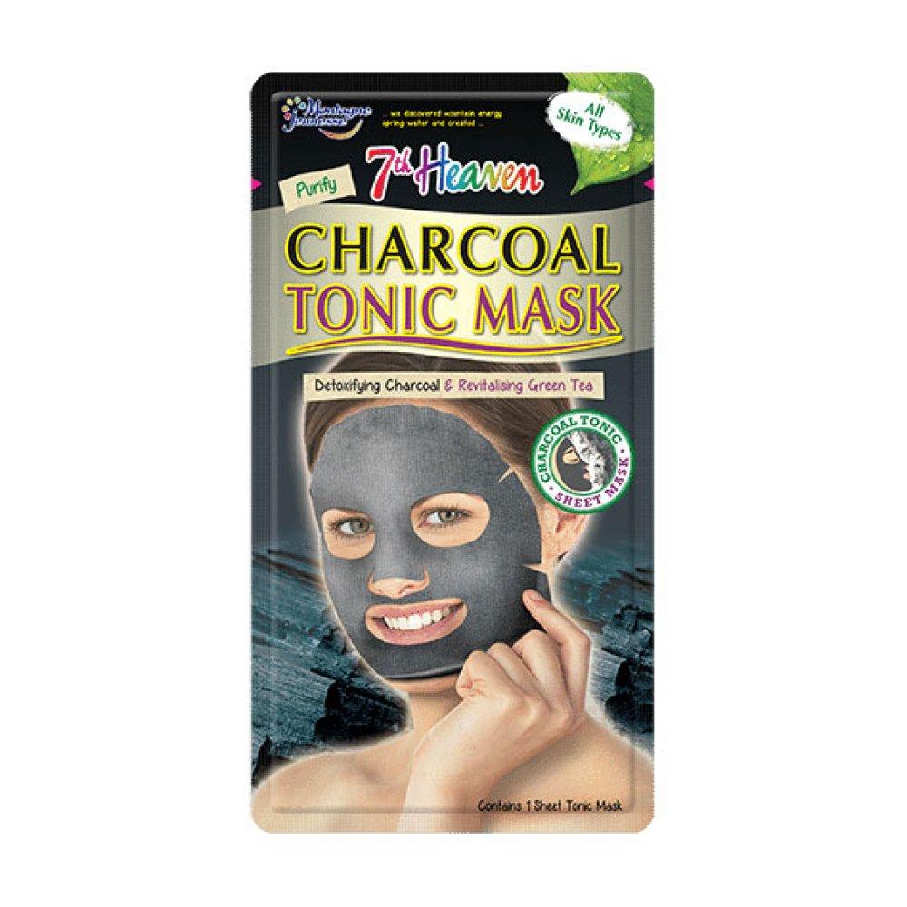 CHARCOAL TONIC SHEET MASK
