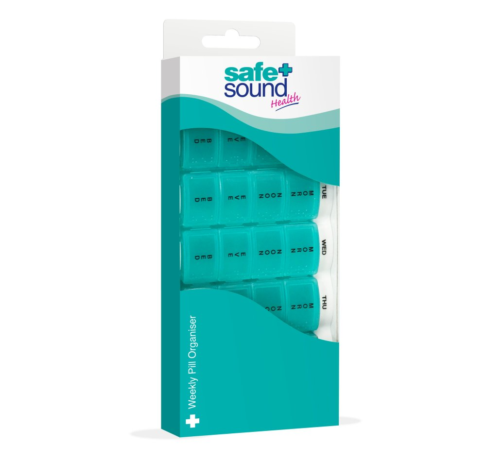 WEEKLY PILL ORGANISER LARGE