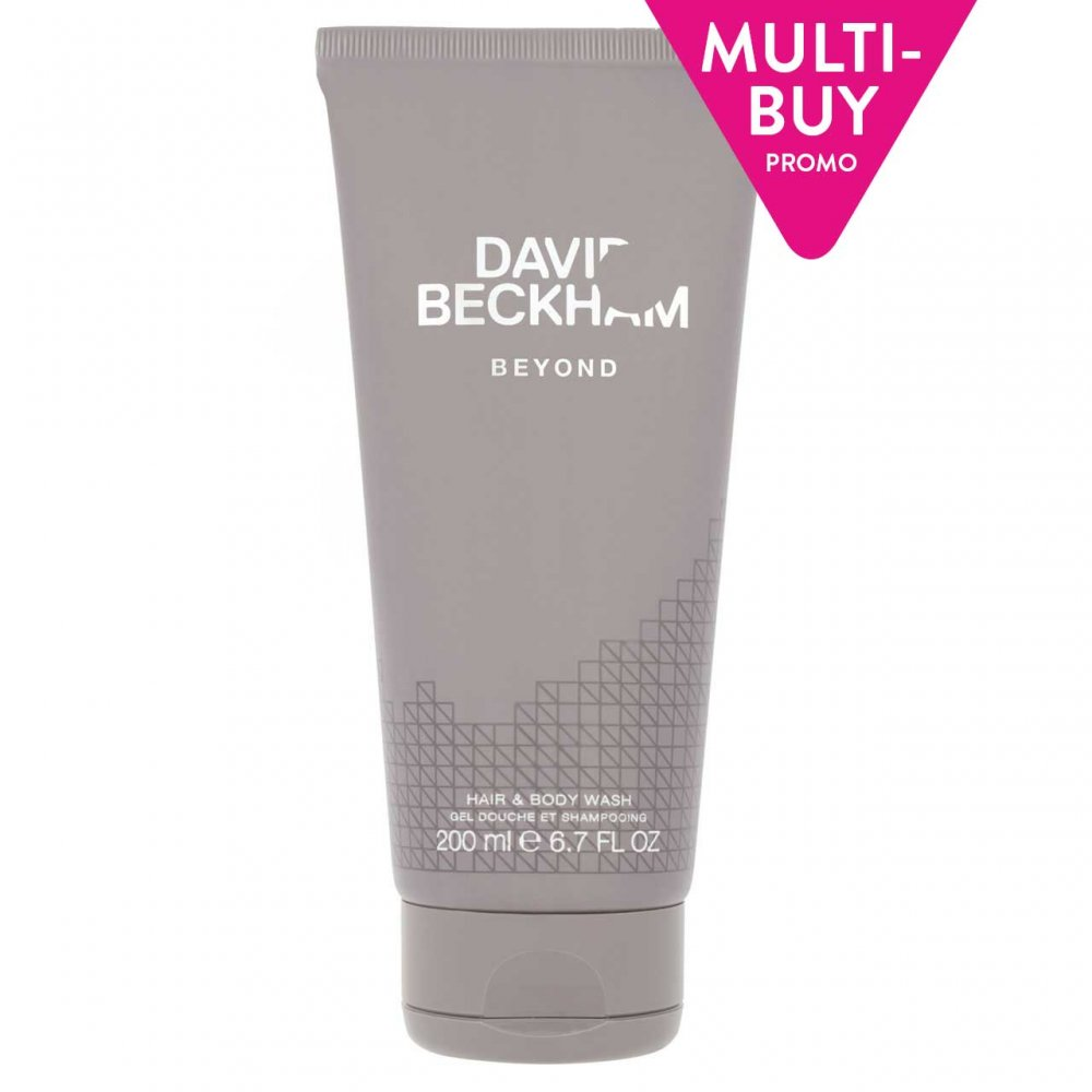BECKHAM BEYOND SHOWER GEL 200ML