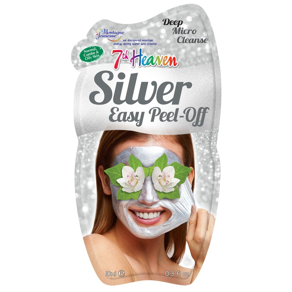 SILVER EASY PEEL-OFF MASK